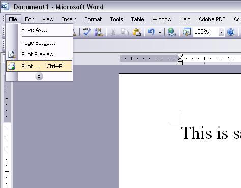 unlock print option in pdf