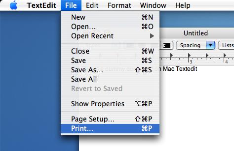make a pdf file