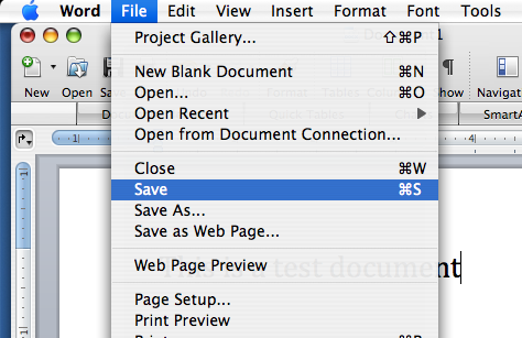 How to create pdf files from word files