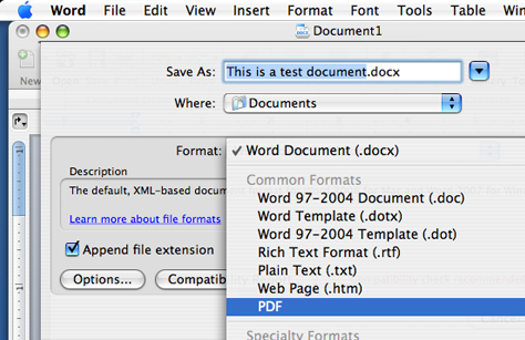 word 2010 template file location - how to create pdf files from word files